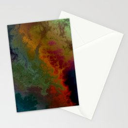 space clouds Stationery Cards
