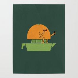 Making Juice Poster