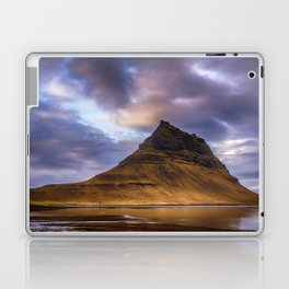 Church Mountain Iceland Laptop & iPad Skin