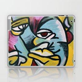 Mixed Feelings Laptop & iPad Skin