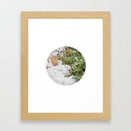 fragkosyka Framed Art Print