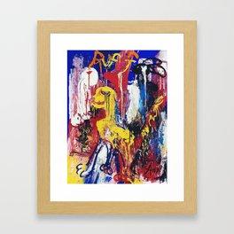 Ruff Life Framed Art Print