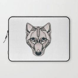 Edges (Wolf) Laptop Sleeve