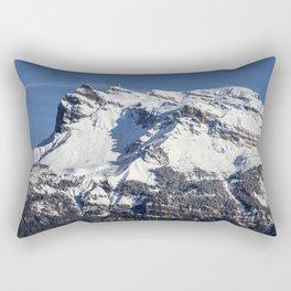 French Alps Rectangular Pillow