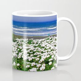 White Spring Coffee Mug