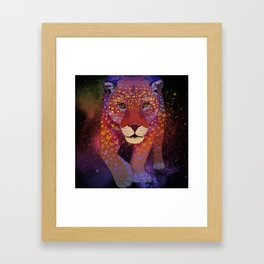 """Courage"" Framed Art Print"
