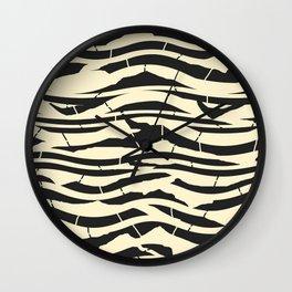 ZEBRA TTY N8 Wall Clock