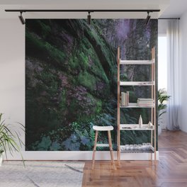 Enchanted Forest Wall (Where the Fairies Dwell) Wall Mural