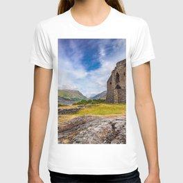 Dolbadarn Castle T-shirt