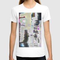 street T-shirts featuring Street by Teh Glitch