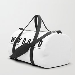 What Would RBG Do? Duffle Bag