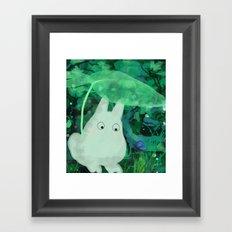 Friend In Need Framed Art Print