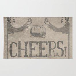 Cheers! Rug