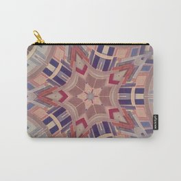 Paint chip kaleidoscope Carry-All Pouch