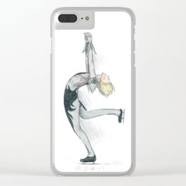 Yurio Clear iPhone Case