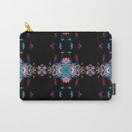 Magical Mystery Flowers Carry-All Pouch