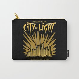Welcome to the City of Light Carry-All Pouch