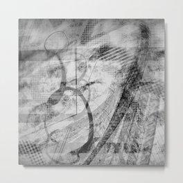 Abstractart 98 Metal Print