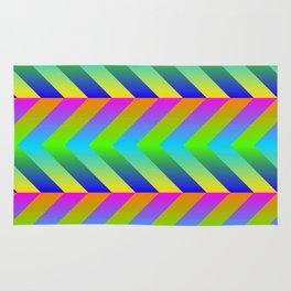 Colorful Gradients Rug