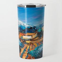 Provencal Landscape Travel Mug