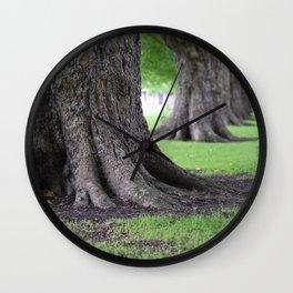 Cambridge tree 4 Wall Clock