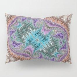 Fractal Fresco Pillow Sham