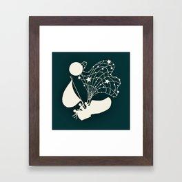 Wynken, Blynken & Nod Framed Art Print