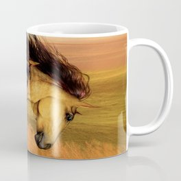 HORSES - The Buckskins Coffee Mug