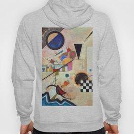 Wassily Kandinsky Opposing Accords Hoody