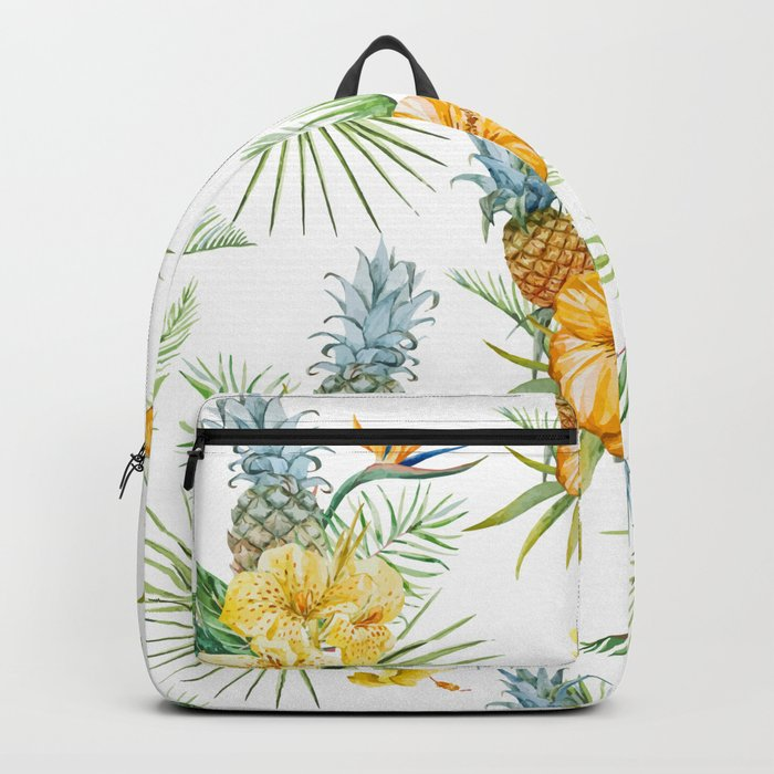Pineapple Pattern 04 Backpack