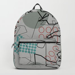 Abstract 8 Backpack