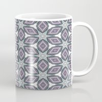 parks Mugs featuring Looping Parks by Anna Schoenberger