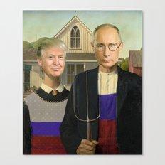 Make America Gothic Again Canvas Print