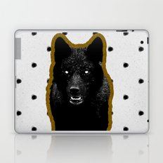 Just Wolf. Laptop & iPad Skin