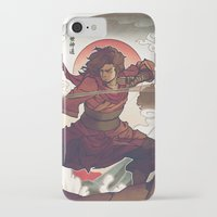 avatar iPhone & iPod Cases featuring Avatar State by Caleb Thomas