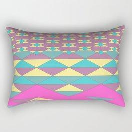 composition 1 - falling apart Rectangular Pillow
