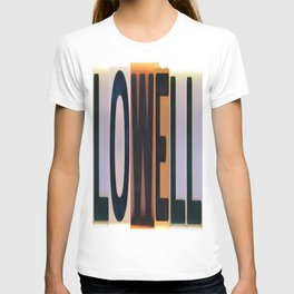 Lowell A perfect small town T-shirt