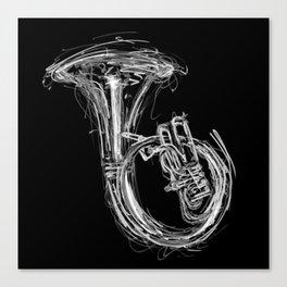 Sousaphone I Canvas Print
