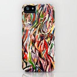 Jumble iPhone Case