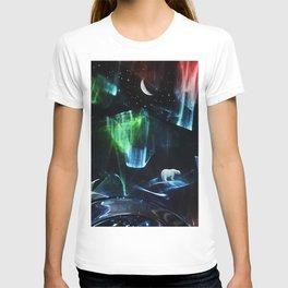 Aurora polaris T-shirt