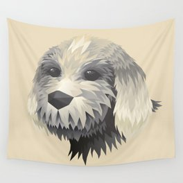 Cute Dog Wall Tapestry