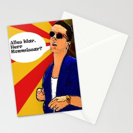Falco Pop Art-ist Stationery Cards
