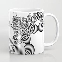 3D - abstraction -76- Coffee Mug