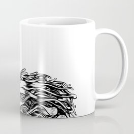 The Illustrated L Coffee Mug