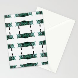 Nala in Green IV Stationery Cards