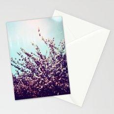 Holga Flowers II Stationery Cards