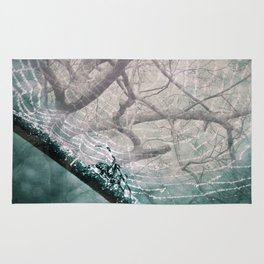 Spider Tree Rug