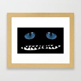 Unhappy Creature Framed Art Print