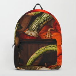 Vintage Still Life Backpack