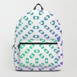 Daily Pattern Backpack
